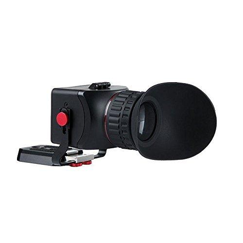 "Andoer Sevenoak sk-vf Pro 13?倍率ファインダー拡大鏡Canon EOS Nikon Olympus Lumix DMC - 3"" 3.2"" LCDカメラ"