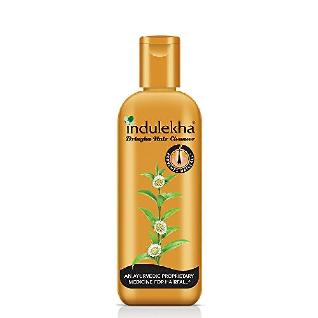 航空会社告発避難Indulekha Bringha Anti Hair Fall Shampoo (Hair Cleanser) 200ml, 6.76 oz - 並行輸入品 - イニディカ?ブリンガアンチヘアフォールシャンプー(ヘアクレンザー...