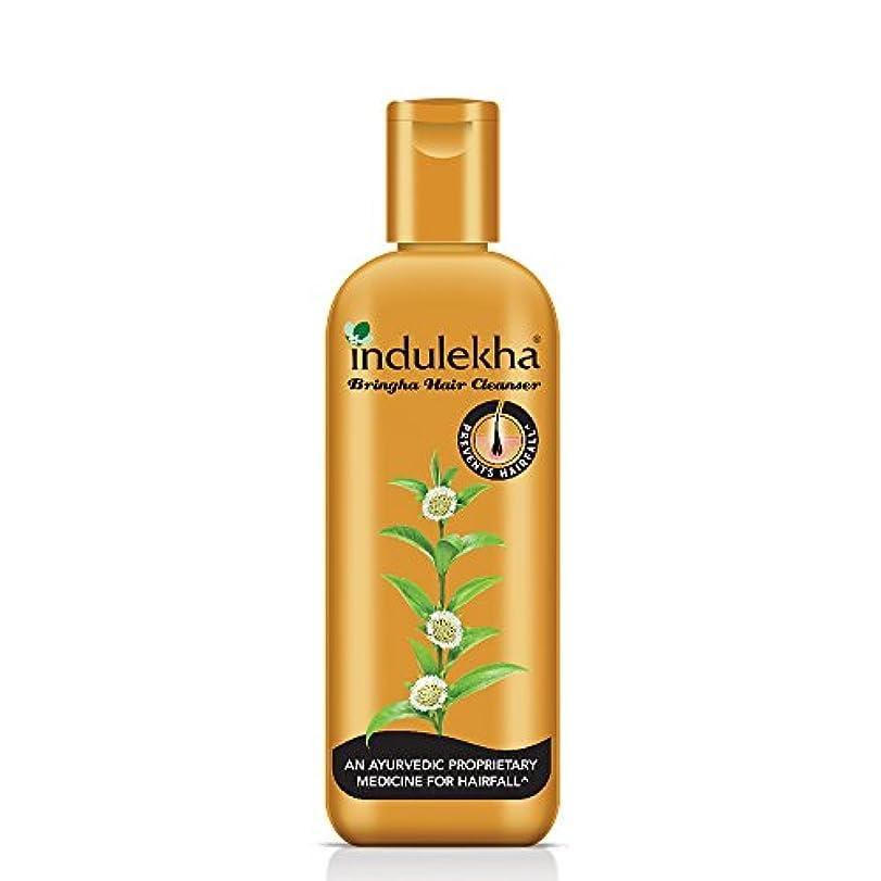 Indulekha Bringha Anti Hair Fall Shampoo (Hair Cleanser) 200ml, 6.76 oz - 並行輸入品 - イニディカ?ブリンガアンチヘアフォールシャンプー(ヘアクレンザー...