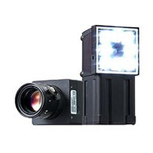 omron スマートカメラ 検査モデル 高解像度タイプ 広視野(近距離)タイプ モノクロカメラ NPN出力(FQ2-S30100N-08M)