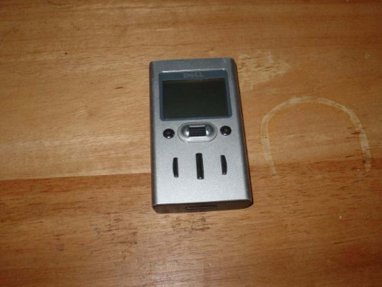 不毛の無秩序役に立たないDell 20 GB dj-20世代2デジタルジュークボックス/ mp3プレーヤー(シルバー)