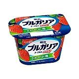 【冷蔵】明治ブルガリアヨーグルト脂肪0 さわやか苺 180g X10個