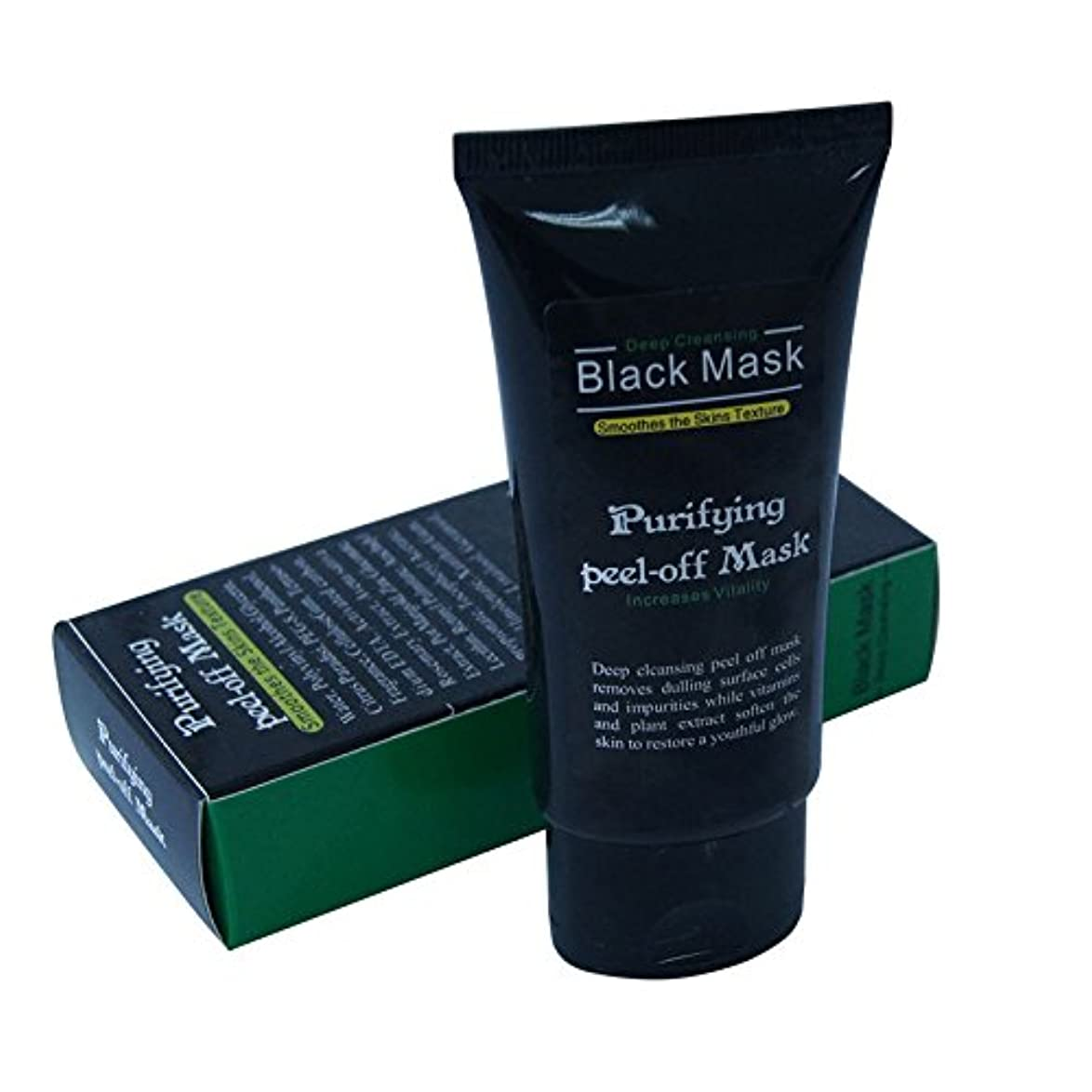皮肉保証独特のBlackhead Remove Facial Masks Deep Cleansing Purifying Peel Off Black Nud Facail Face black Mask 78