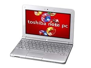 TOSHIBA dynabook UX/23JWH ネットブックPC PAUX23JNLWH スノーホワイト