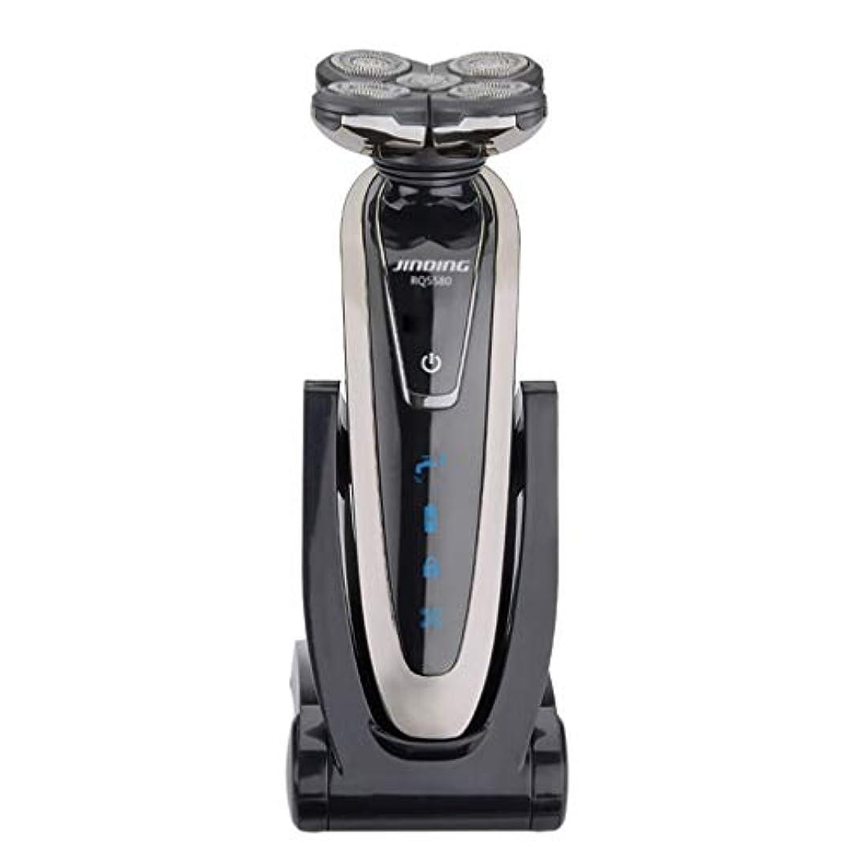 束アレルギー性クスコ5ナイフヘッド電気シェーバー多機能プロフェッショナルレイザートリマーナイフを回転させるポータブルメンズ