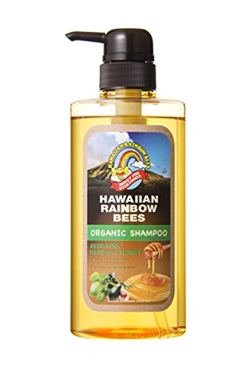 規則性ダルセット受粉するハワイアンレインボービーズ オーガニックスカルプケア シャンプー AH 500ml 72123001