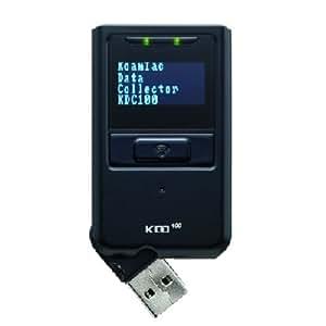 小型・軽量 バーコードスキャナ・データコレクタ KDC100