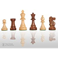 The French Lardy Chess Set - Pieces Only - 3.75