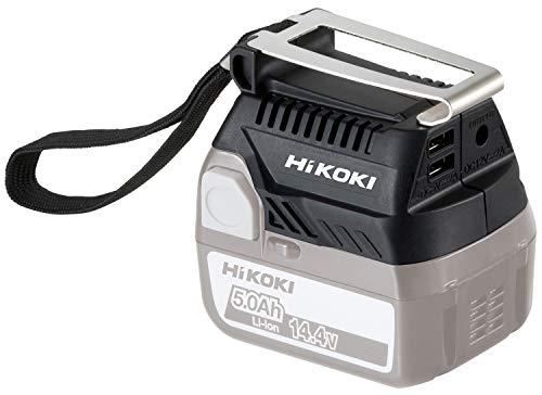 HiKOKI(旧日立工機) 14.4V 18V コードレスUSBアダプタ 14.4V/18Vリチウムイオン電池用 蓄電池、充電器別売り BSL18UA(SA)