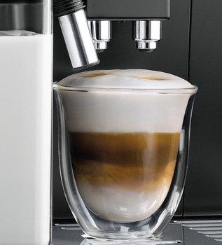 デロンギ『エレッタカプチーノコンパクト全自動コーヒーマシン(ECAM44660)』