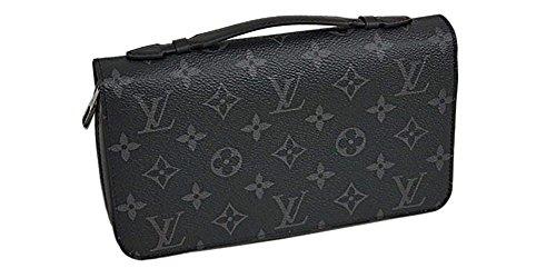 (ルイヴィトン) ルイ・ヴィトン LOUIS VUITTON M61698 財布 ラウンドジップ長財布 メンズ モノグラム・エクリプス ジッピーXL [並行輸入品]