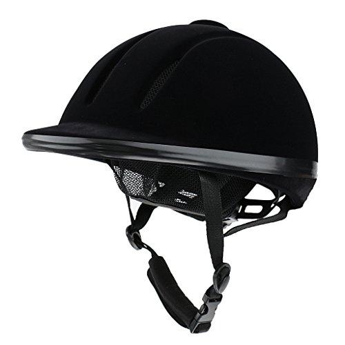 [해외]KOZEEY 승마 헬멧 안전 로우 프로파일 승마 모자 2 색 다 크기 - 블랙~ XL/KOZEEY Horse riding horse safety Low profile Horse riding Hat 2 colors Multi-sized - Black~ XL