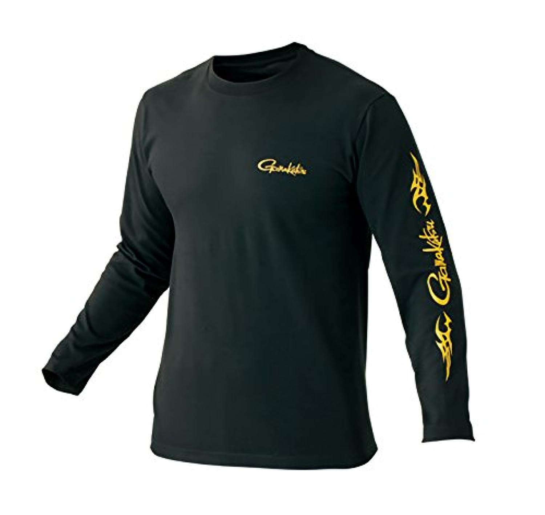 がまかつ(Gamakatsu) ロングスリーブTシャツ GM3494 ブラック LL.