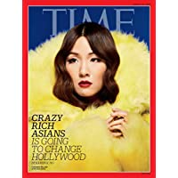 Time Asia [US] August 27 2018 (単号)