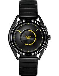 c023eb327d [エンポリオ アルマーニ]EMPORIO ARMANI 腕時計 MATTEO TOUCHSCREEN SMARTWATCH ART5007 メンズ 【 正規輸入品