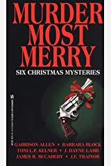 Murder Most Merry Mass Market Paperback