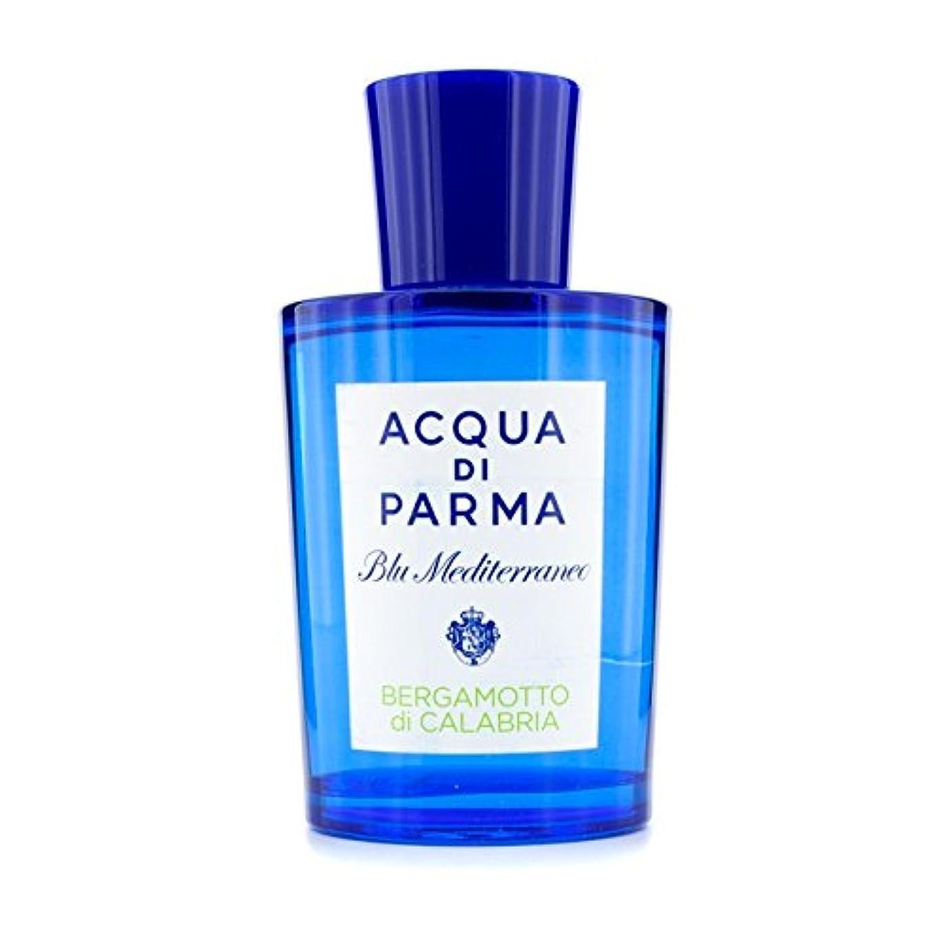 ながら流暢色アクアディパルマ ブルーメディテラニオ ベルガモット ディ カラブリア EDT SP 150ml/5oz並行輸入品