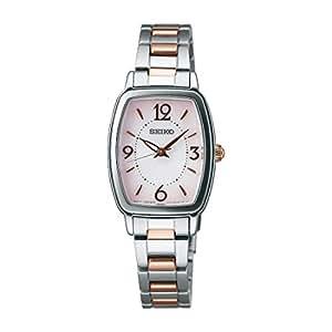 [セイコー ティセ]SEIKO TISSE 腕時計 ソーラー レディース ブレス トノー型 SWFA161[国内正規品]