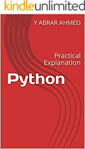 Python: Practical Explanation (English Edition)