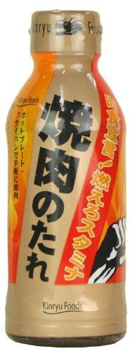 金龍 肉食宣言! 焼肉のたれ ボトル320g