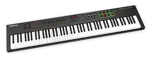Nektar Technology IMPACT LX88+ USB MIDIキーボードコントローラー【国内正規品】