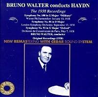 Conducts Haydn