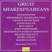 Great Shakespeareans