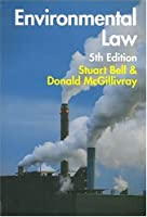 Environmental Law: The Law and Policy Relating to the Protection of the Environment