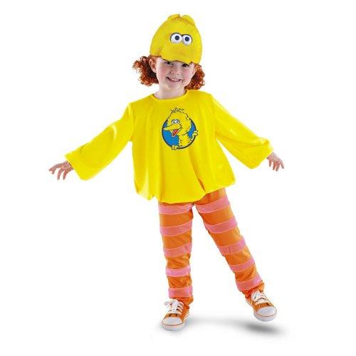 Big Bird Classic Toddler / Child Costume ビッグバードクラシック幼児/子供コスチューム♪ハロウィン♪サイズ:3T-4T