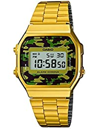 カシオ Watch Casio Collection A168wegc-3ef Unisex Multicolour 時計 [並行輸入品]