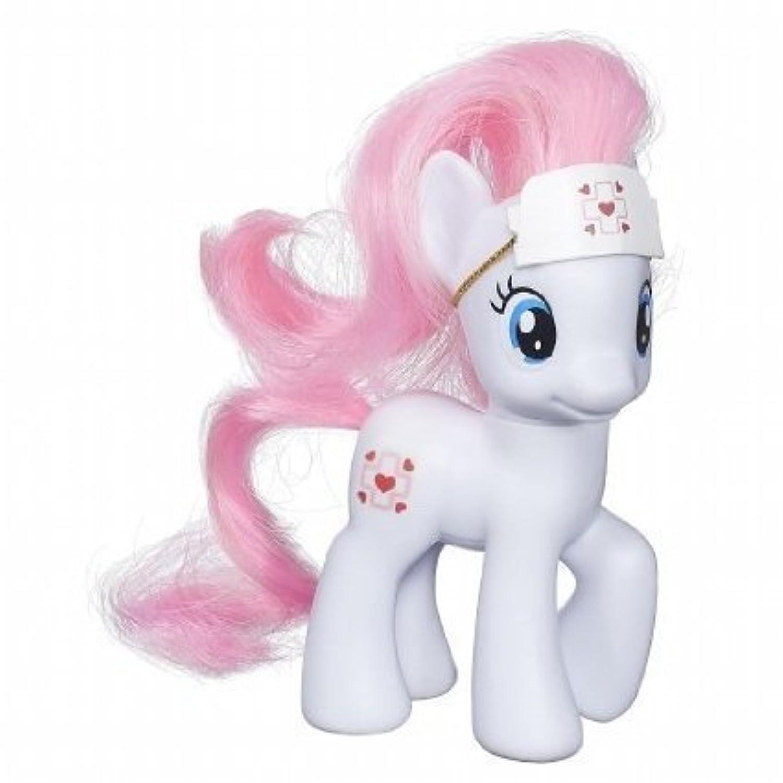 輸入マイリトルポニーハズブロhasbro、おしゃれなポニー My Little Pony Friends Nurse Redheart [並行輸入品]
