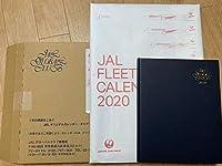 JAL 2020年度版 カレンダー ダイアリー