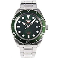 SEIKO 5 SPORTS Green Dial Automatic Mens Watch SRPB93J1 Made In Japan