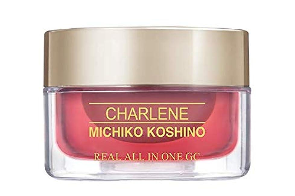 干渉する愛する疎外するシャルーヌ化粧品 オールインワンジェルクリーム 60g / 美容成分全130種類 / ヒアルロン酸?コラーゲン?プラセンタ配合