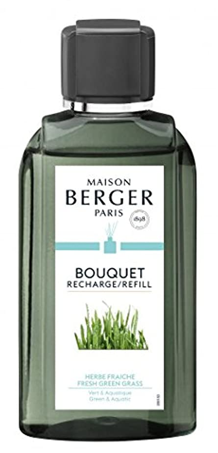 ポーズ休み巡礼者ランプベルジェ Bouquet Refill - Fresh Green Grass 200ml並行輸入品