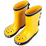 [SUPERMOOM] レインブーツ キッズ 雨靴 長靴 可愛い レインシューズ ジュニア 男の子 女の子 幼児 小学生 滑り止め 梅雨対策 水遊び 雪遊び 通園