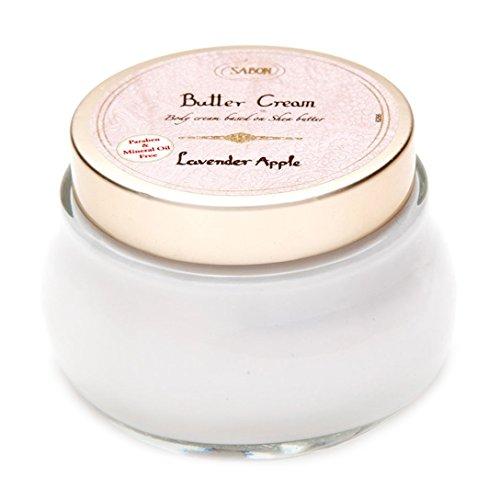 【SABON(サボン)】バター クリーム ラベンダー アップル Butter Cream Lavender Apple
