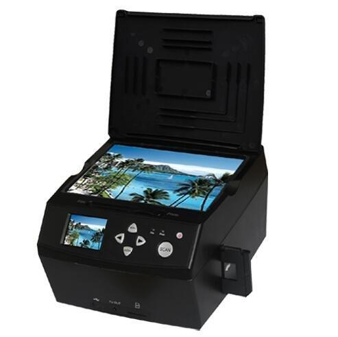 Tiangtech® 14 mp プレミアム写真スキャナー/スキャナーのフィルム - 今すぐ無料の 8 GB のメモリカードが含まれています! |写真やフィルムをデジタルの JPG ファイルに変換します。