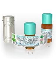 Florihana オーガニックエッセンシャルオイル ゼラニウムボーボン 15g(16.9ml)