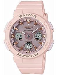 ベビーG(Baby-G) レディースウオッチ(【型番:BGA-2500-4AJF】)【ピンク/**】