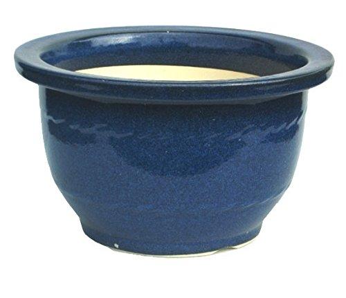 信楽焼 生子輪型 15号 /植木鉢