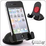 SPEX スマートフォン専用スタンド TYPE-Q ブラック モバイルフィット Mobile Fit CS02