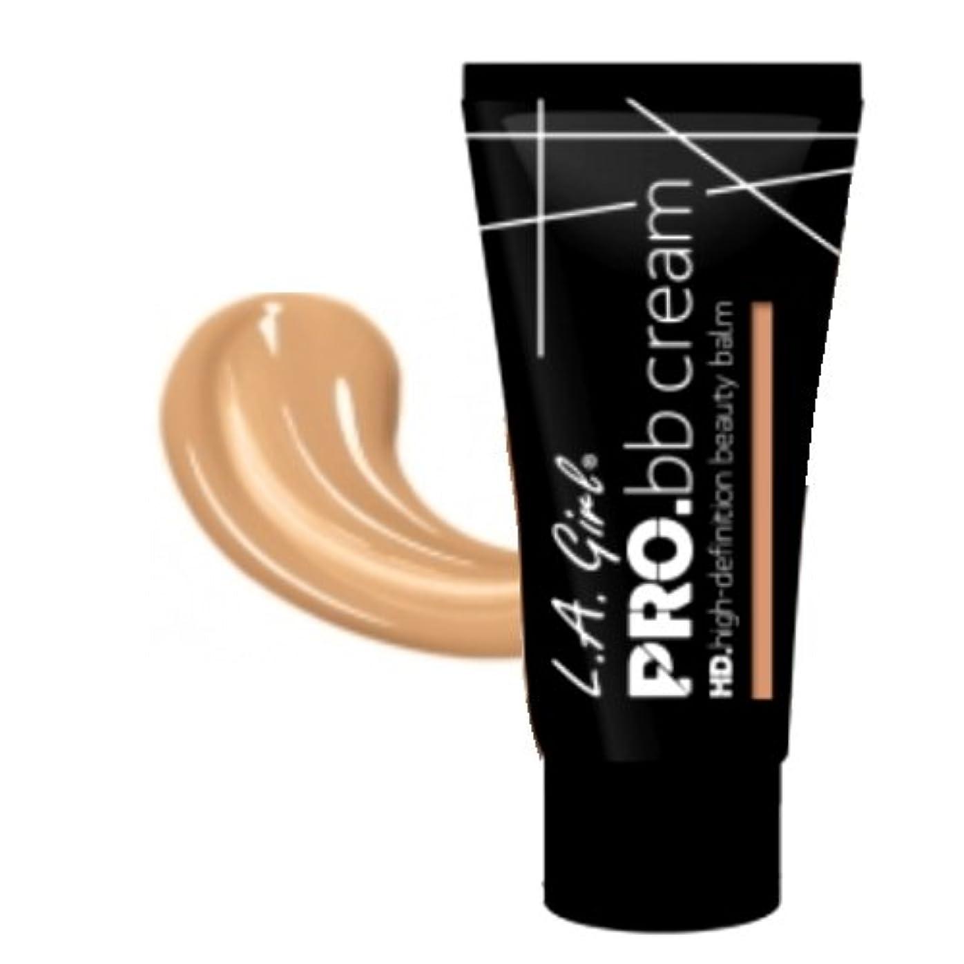 負荷退化するミス(6 Pack) LA GIRL HD Pro BB Cream - Neutral (並行輸入品)