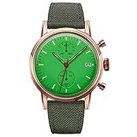UNDONE(アンダーン) 腕時計 Urban メンズ SEIKO VK61A・メカニカルハイブリット フライバッククロノ