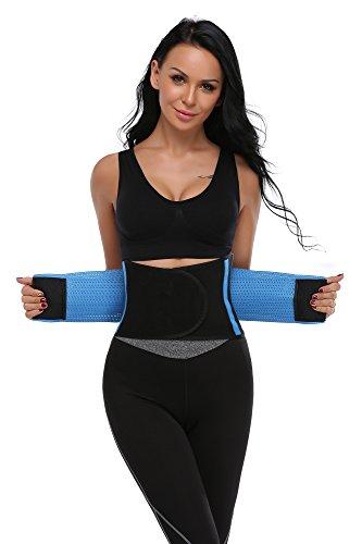 KIWI RATA 腰サポーター 腰痛ベルト 二重 ダイエット用 コルセット ウエストニッパー 引き締め 男女兼用 スポーツ 運動 骨盤ベルト 腰痛予防 腰椎固定 けが防止