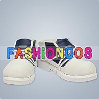 ★サイズ選択可★男性27CM UA1115 イナズマイレブン 亜風炉照美 コスプレ靴 ブーツ