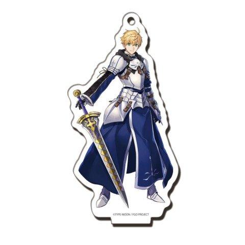『Fate/Grand Order SHOP in池袋P'PARCO』 アクリルスタンド【セイバー/アーサー・ペンドラゴン[プロトタイプ]】 LimitedBase限定
