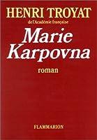 Marie karpovna