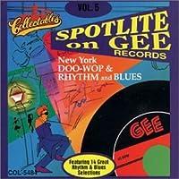 Spotlite on Gee Records, Volum
