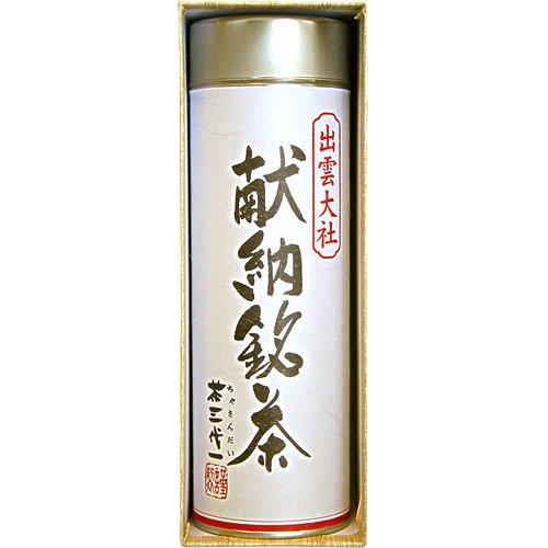 茶三代一 出雲大社献納銘茶 (I-20A) 50g